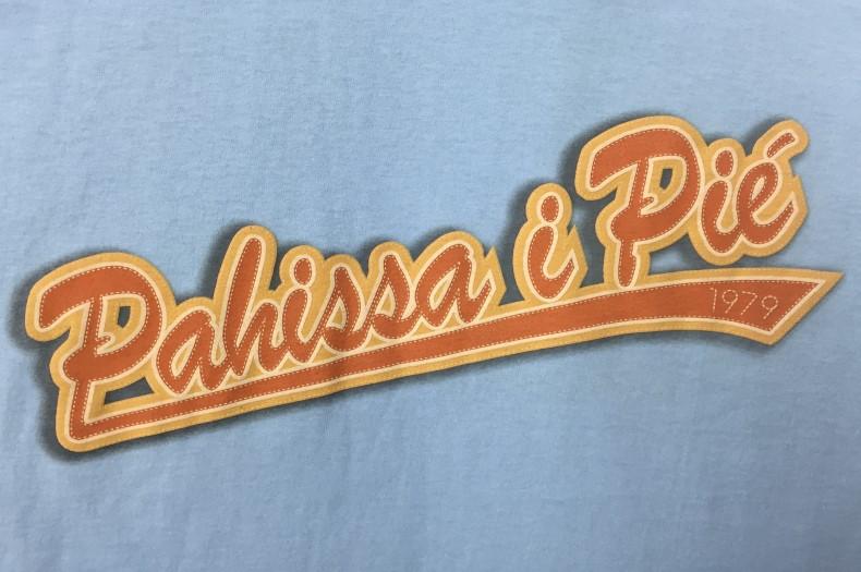 Serigrafia con plastisol cuatro tintas textil camisetas personalizadas
